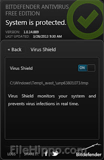 تحميل bitdefender antivirus