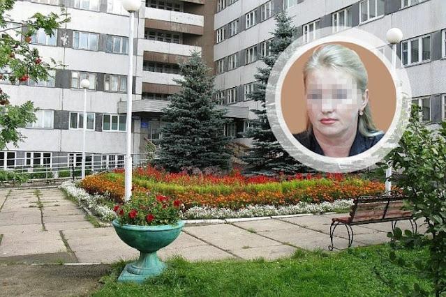 Главный врач красноярского госпиталя выпала из окна 5 этажа после известия, что один из корпусов отдадут под лечение больных коронавирусом