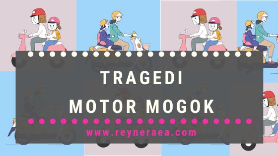 Tragedi Motor Mogok Dan Keajaiban Pertolongan-Nya