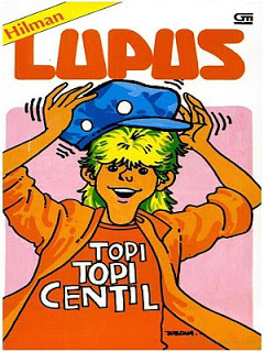 Lupus 5- Topi Topi Centil