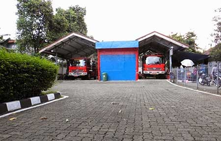 Alamat & Nomor Telepon Call Center Damkar Jakarta Barat