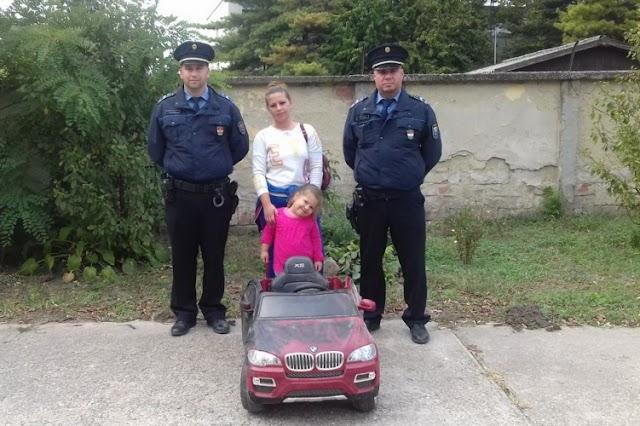 A karcagi rendőrök kerítették kézre a kunhegyesi gyerekjáték tolvajt