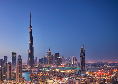 4 points to visit in UAE