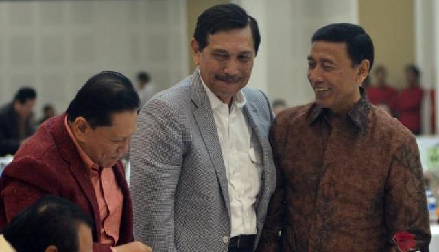 Surat Terbuka Dokter Umum untuk Hendropriyono, Luhut dan Wiranto