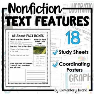 Teaching Nonfiction Text Features to Elementary Students