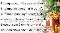30 Frases Natalinas. Mensagem de Natal