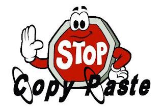 Dampak Buruk Copy Paste (COPAS) Artikel Blog