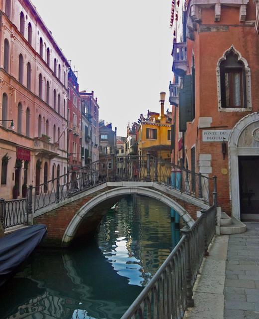 ponte venezia italia