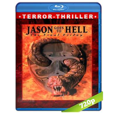 Viernes 13 Parte 9 Jason Va Al Infierno (1993) BRRip 720p Audio Trial Latino-Castellano-Ingles 5.1