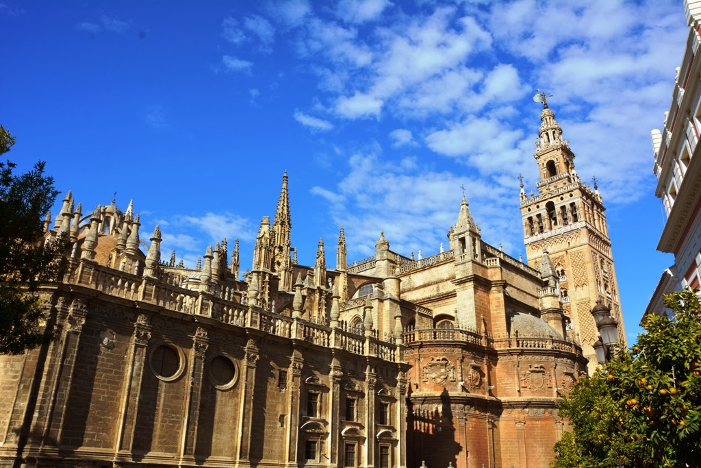 Cathedral of Sevilla exterior