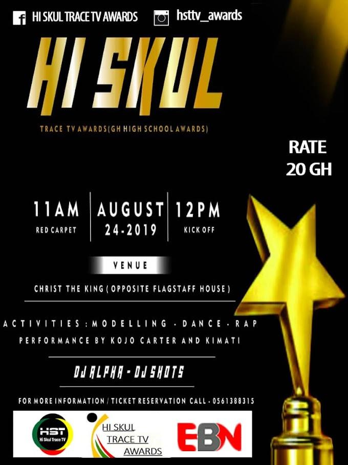 Hi skul Trace Tv Awards 19