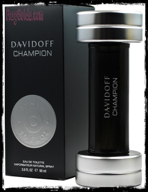 عطر دافيدوف شامبيون Champion الرجالي من Davidoff | حيوية لا تنتهي