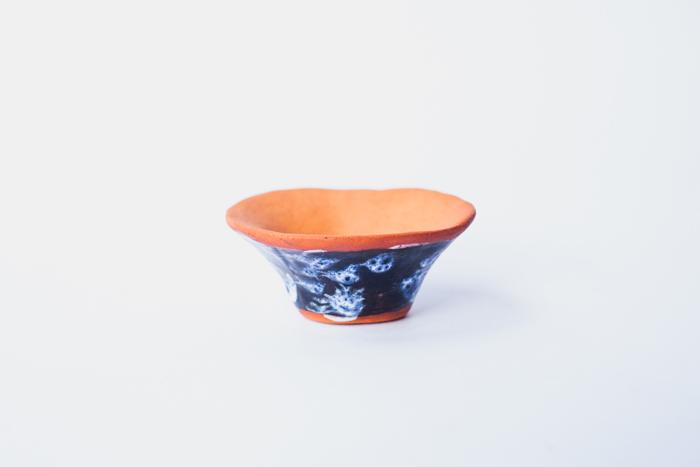 interglaze test bowl