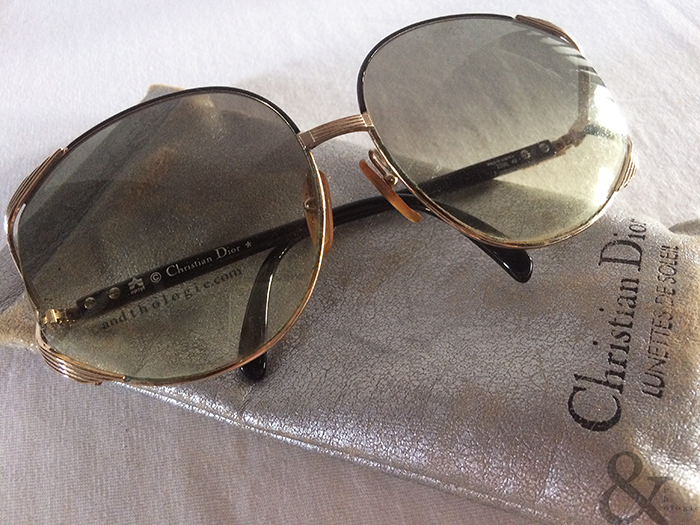 1645a3ff58e7 The first Dior here is the one she has had the longest of the two and I  remember she used to wear this almost all the time.