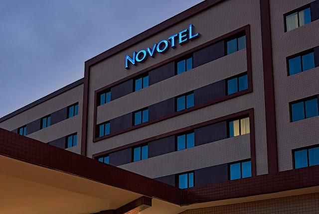 Dica de Hospedagem: Novotel Center Norte