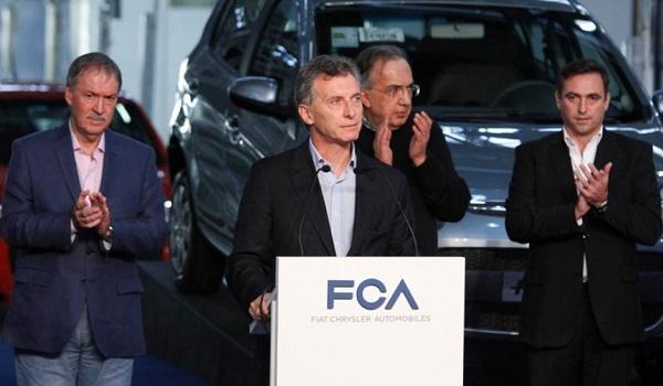 FCA inversión Argentina