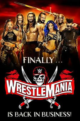 WWE WrestleMania 37 (2021) Night 02 PPV 720p WEBRip Download