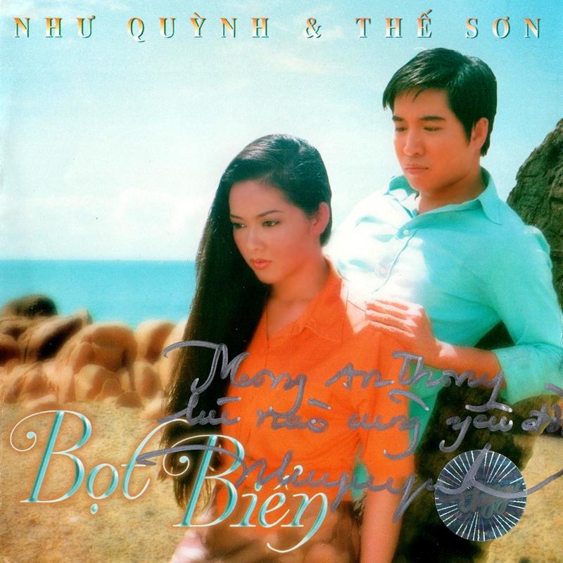 Thúy Nga CD142 - Như Quỳnh, Thế Sơn - Bọt Biển (NRG) + bìa scan mới