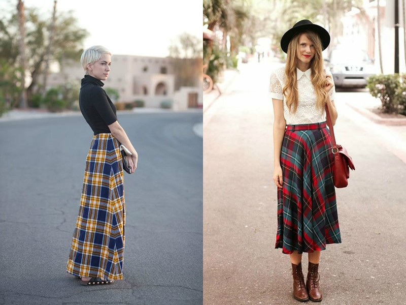 Faldas Largas Con Botas 20 Ideas De Como Vestir Bien Con
