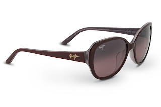 For women fashionistas, Maui Jim's new offering is a bold and flamboyant style 'Swept Away'