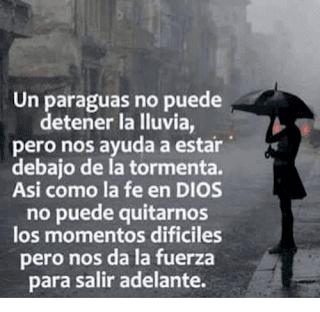 Fe y Paraguas