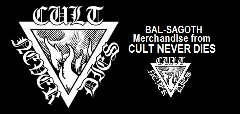 Merchandise from Cult Never Dies