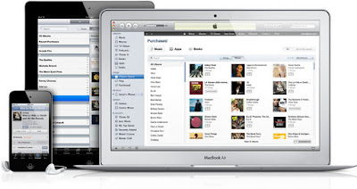 iTunes  gestor videos música