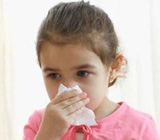 Bệnh viêm mũi ở trẻ em thường hay mắc vào mùa lạnh