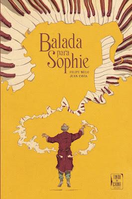 Balada para Sophie, de Filipe Melo e Juan Cavia