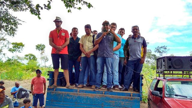 Associação da comunidade do tabocal realiza maior encontro de assosóciados e autoridades do INCRA