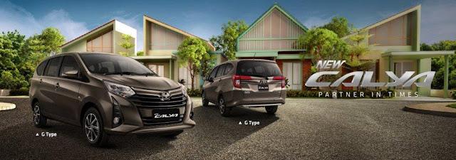 Daftar Lengkap Biaya Pajak Toyota Calya  Update 2020