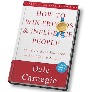 How To Win Friends And Influence People, this book has benefits and changes the life for more than 15 Million readers in 36 languages.