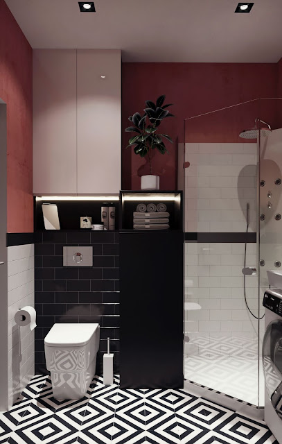 Bathroom Tiles Latest Design