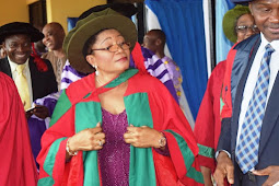 UNIBEN Gets New Female VC (Photo)