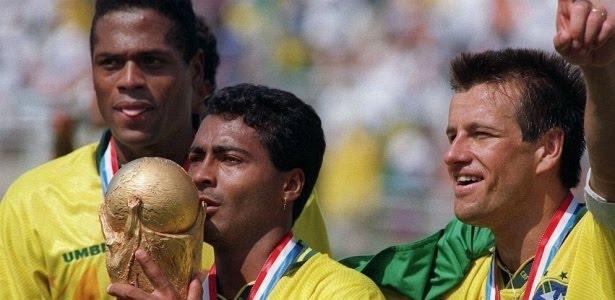 78ab8ca027 Soberania Brasileira  Tetracampeão - Copa do Mundo de 1994 - Quarta ...