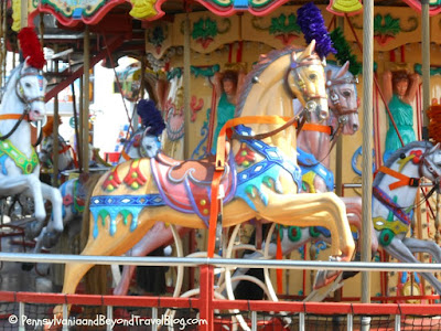 The Beautiful Carousel on Morey's Piers in Wildwood