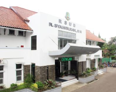 Jadwal Dokter RSUD R. Syamsudin, SH Kota Sukabumi Terbaru
