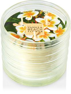 avis Vanilla Beach Flower de Bath & Body Works , blog bougie, blog beauté, blog parfum