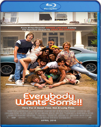 Everybody Wants Some!! [BD25] [2016] [Latino]