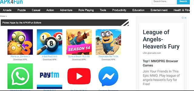 Situs Download Apk Mentah Untuk Perangkat Tidak Kompatibel