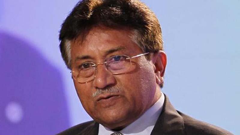 Diangap Berkhianat, Mantan Presiden Pakistan Divonis Mati