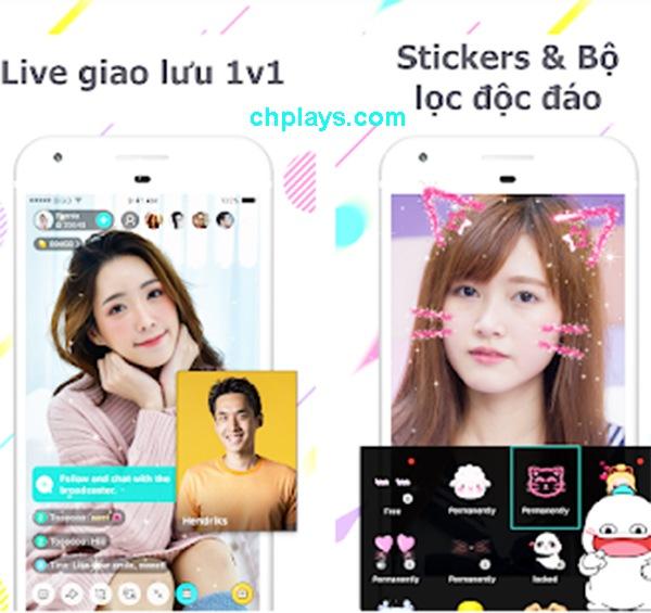 Tải BIGO LIVE, Phát video trực tiếp cho máy Android trên Web, APP d