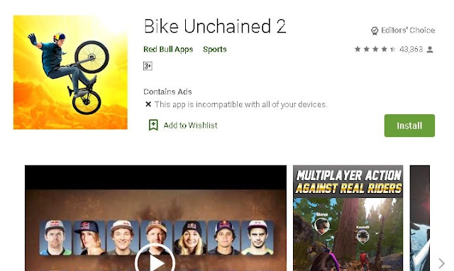 Top 10 best bike racing game for android