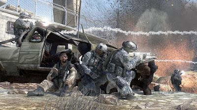 Download Free Call of Duty Modern Warfare 4
