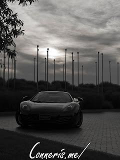 McLaren 12C Moody Front