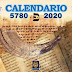 CALENDARIO 5780-2020