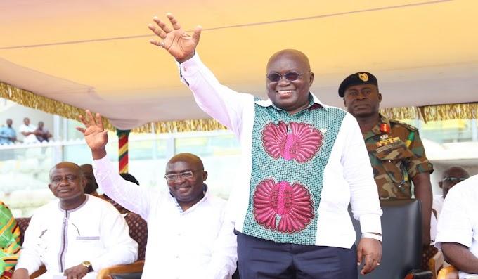 President Akufo-Addo Takes Week-Long Vacation