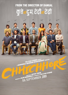Chhichhore 2019 Download 1080p WEBRip
