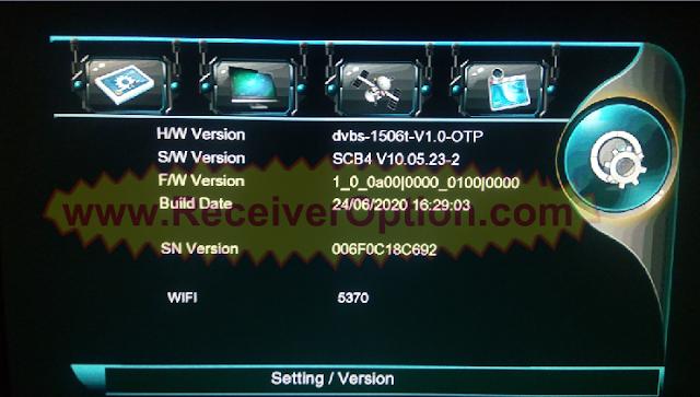 STARNET B1 1506T 512 4M NEW SOFTWARE WITH SAFARI TV PRO & GO SAT PLUS OPTION