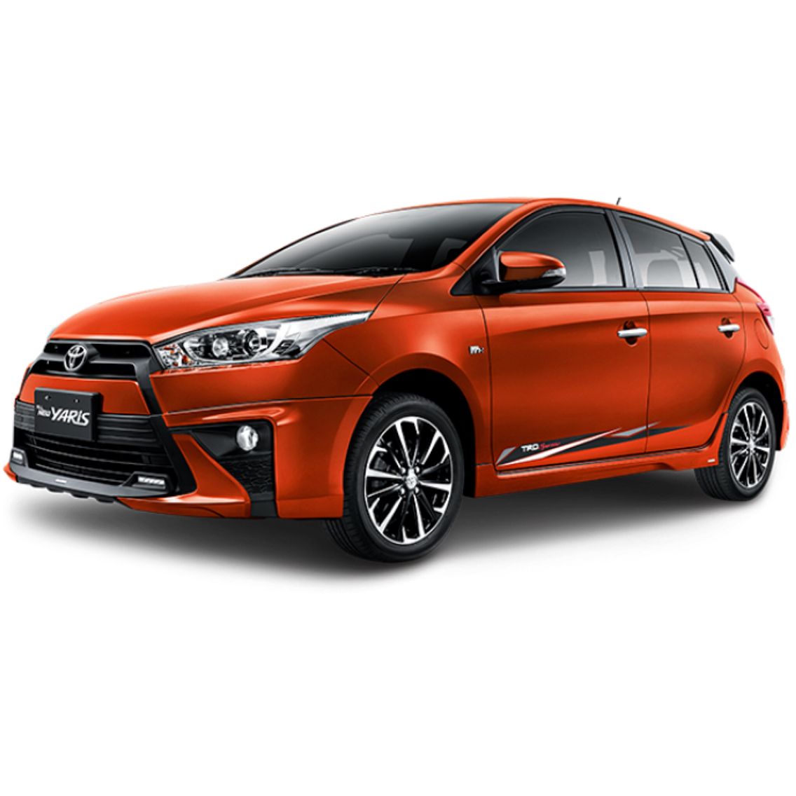 Harga Toyota Yaris Trd Matic All New Alphard 2017 Indonesia Mobil Semarang Sales Promo Kredit
